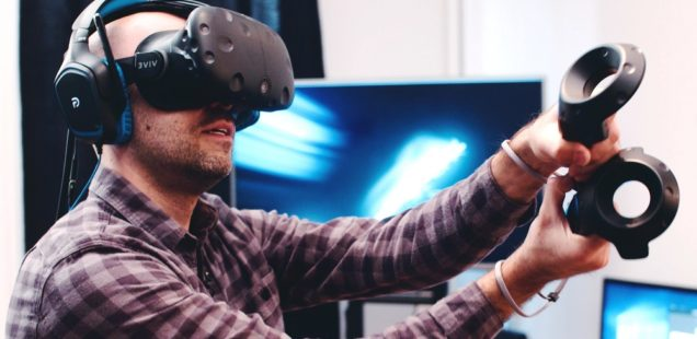 Immerse yourself in the new reality - set up your VR gaming room