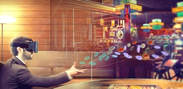 Will virtual reality casinos become the future of gambling?